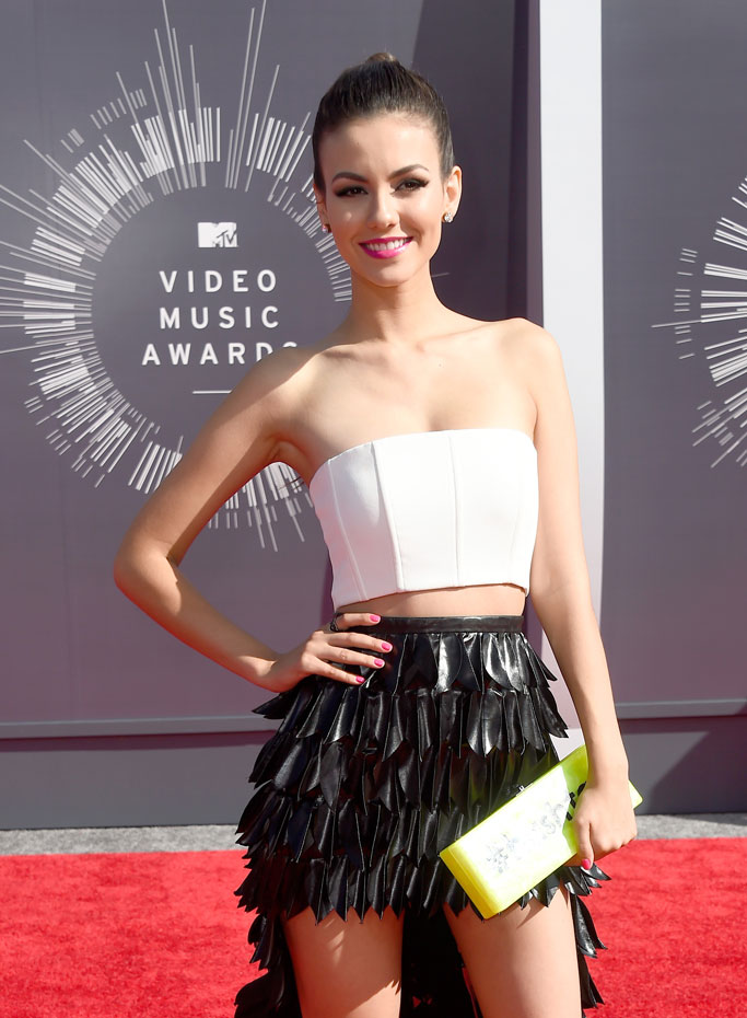 Victoria Justice :: Getty Images