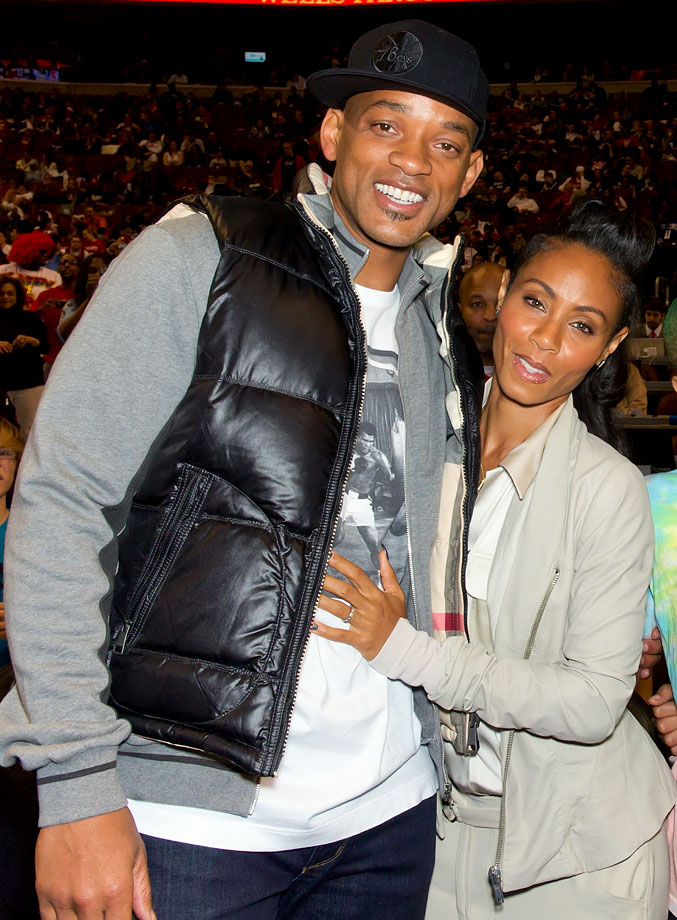 In 2011, Philly native Will Smith and his wife Jada Pinkett Smith bought a minority stake in the Philadelphia 76ers.