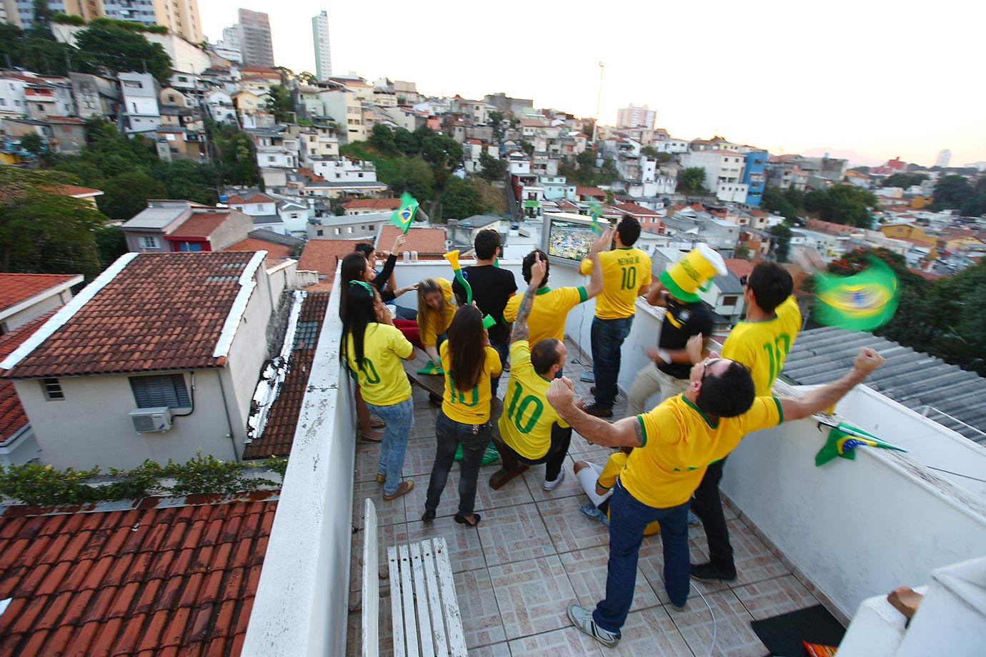 SI photographer Simon Bruty is in Brazil for the World Cup.   Here are some of his best photos.