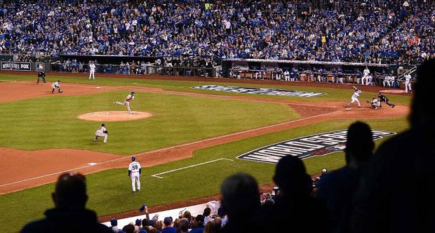 World Series :: Robert Beck/SI