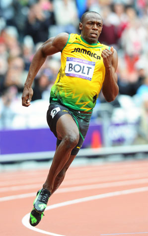David Epstein Usain Bolt Yohan Blake Prepare For 200