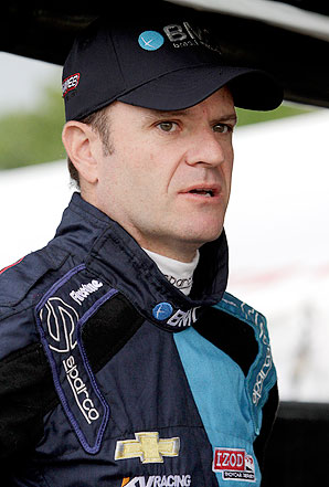 Rubens Barrichello joined IndyCar full-time this year after 19 season in Formula 1.