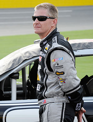 Jeff Burton has 15 top-10s and eight top-fives in 36 starts at Charlotte Motor Speedway.