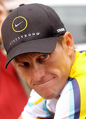 Lance Armstrong chose to not enter an arbitration process with the USADA, because he believes the process is unfair.