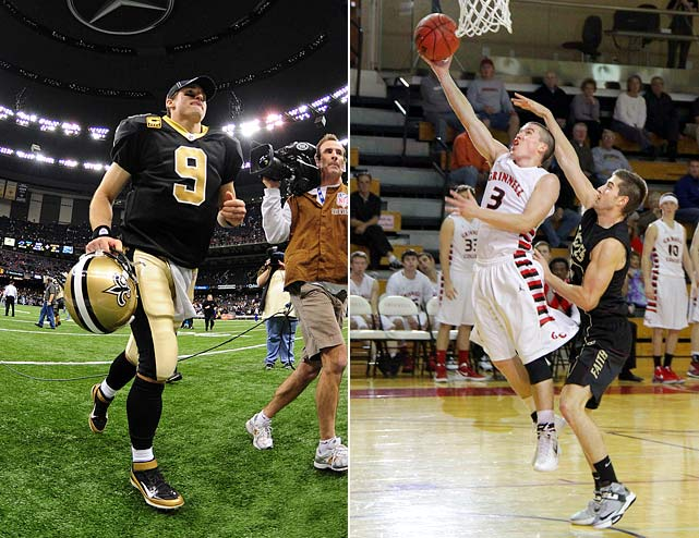 Arguing that the record books have become far too inclusive, Phil Taylor explains why Drew Brees' 5,476 passing yards and Jack Taylor's 138 points would have no place in his record books.