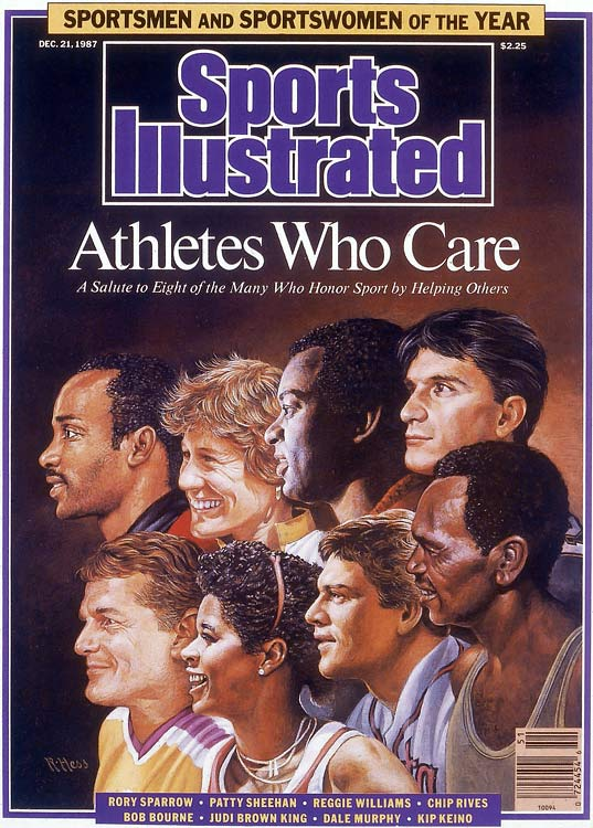 In 1987, SI bestowed its highest honor on a group of sports figures dedicated to helping others. A quarter century later, athletes are channeling the same passion and commitment to ever broader issues, on an even widening scale. Read this week's issue to see who the new crop is.