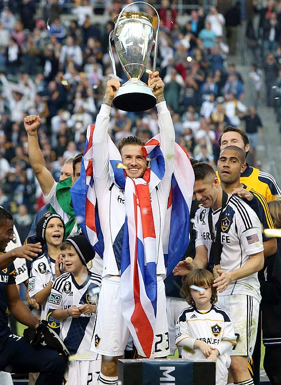 David Beckham spent six years on the Los Angeles Galaxy and concluded his time in the MLS with back-to-back MLS Cups. Grant Wahl writes that the Beckham experiment worked for the MLS, and the league will thrive even after he is gone.