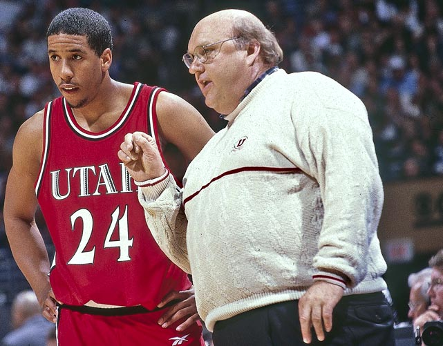 Rick Majerus could light up a room, humiliate a player, and see the game better than most college coaches. He took an unlikely team to the Final Four and made believers out of skeptics. Alexander Wolff writes a touching essay on the saddest happy man to ever grace college basketball.