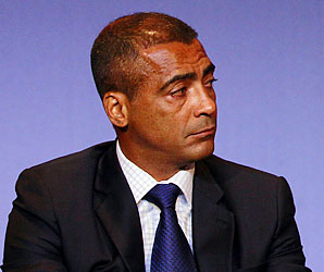 Romario won the Golden Ball and World Player of the Year while helping Brazil to the 1994 World Cup title.