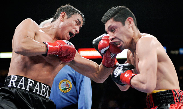 This entertaining series between Mexican super bantamweights took place between 2007 and 2010, with each fighter claiming two wins apiece. The second and third installments were named Fight of the Year by <italics>Ring Magazine</italics> in 2007 and 2008, respectively.