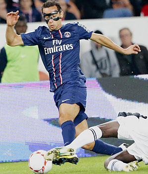 Nene has been with Paris Saint-Germain since 2010.
