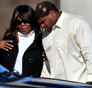 Josh Brent is out on $500,000 bail after being charged with intoxication manslaughter.