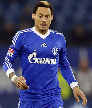 Jermaine Jones and Schalke won their Champions League group over Arsenal.