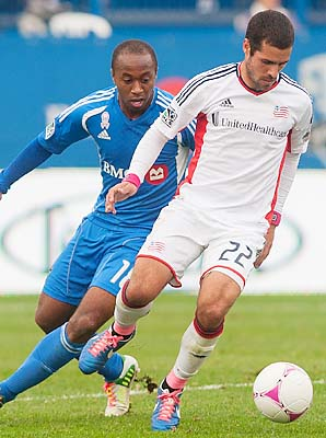 Benny Feilhaber spent two seasons with the New England Revolution.