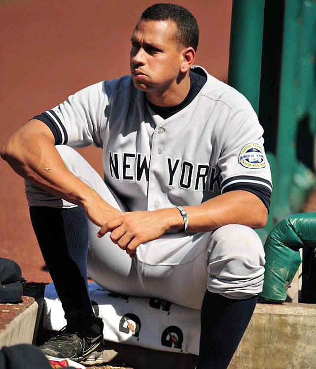 Alex Rodriguez will miss the first three months of the 2013 season with a hip injury, and his run as a dominant force in Major League Baseball could very well be over. Mariners and Rangers fans despise him for his perceived greed, and Yankee fans hate him for his struggles in the clutch (while conveniently ignoring the 2009 playoffs), and everybody else calls him an overpaid steroid cheat. Joe Sheehan asks, did all of our vitriol toward Alex Rodriguez cause us to miss the true measure of his impact?