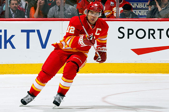 During his rookie 1996-97 season with the Flames, Jarome Iginla wore No. 24. The next year he switched to No. 12, and it has suited him quite nicely. Iginla has scored 516 goals in his 15-year career at Calgary, 81 of which have been game-winners.
