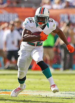 Reggie Bush has rushed for 100 or more yards only once this season but faces a Jaguars defense that has given up 145.7 yards per game.