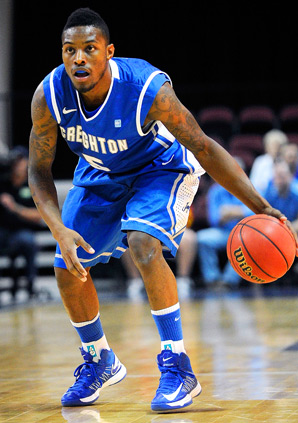Creighton's Josh Jones will be out indefinitely because of a heart condition.
