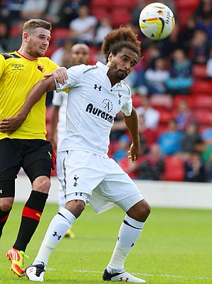 Benoit Assou-Ekotto returns to a Tottenham squad in fifth place in the Premier League.