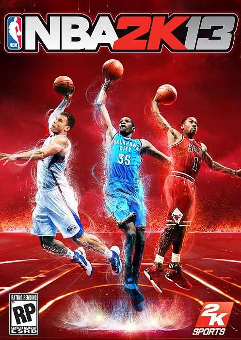 NBA 2K13 continues the franchise's overwhelming domination of videogame basketball, offering life-like graphics, detailed animations and a presentation that integrates real-time, real-life NBA game data into the interface. A staggering package for hoops fans.