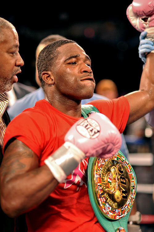 The competition kept getting tougher in 2012, but boxer Adrien Broner continued to be undefeated. Broner, now 25-0, won the WBC Lightweight title in November for his TKO against Antonio DeMarco.