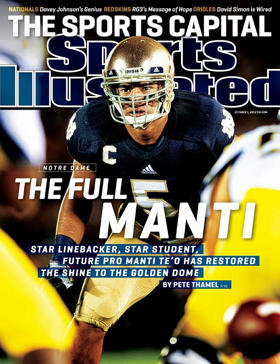 Manti Te'o was the leader of Notre Dame's formidable defense all season long. Along the way, Te'o and the Fighting Irish defense stopped every opponent they faced and sent their team to the BCS Championship Game.
