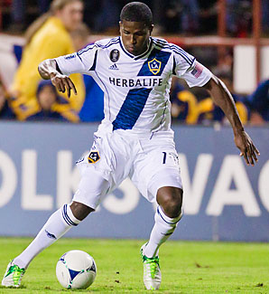 Edson Buddle appeared in the 2010 World Cup for the U.S.