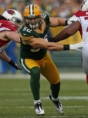 Clay Matthews has missed the last four games with a hamstring injury.