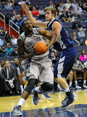 Georgetown is one of seven non-FBS schools that will leave the Big East to pursue a new basketball conference.