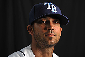 Matt Bush was released by the Rays in October.