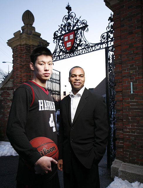 Having received no Division I scholarship offers, Lin decided to attend Harvard, one of the few schools that guaranteed him a spot on its basketball team, in 2006.