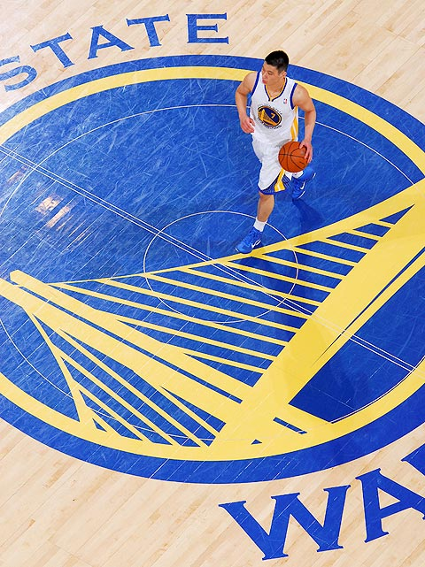 Lin signed a two-year deal with his hometown Warriors in the summer of 2010. The first first Taiwanese-American player in the NBA, Lin regularly received ovations regardless of the score.