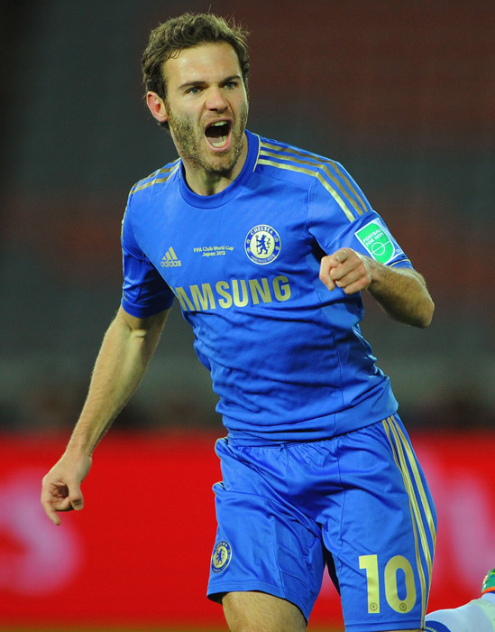 Juan Mata has been a star ever since signing with Chelsea in the 2011 off-season, but the Spanish midfielder really came into his own in 2012. By the end of the 2011-12 season, Mata had won the Chelsea Player of the Year award and he has not slowed down since.