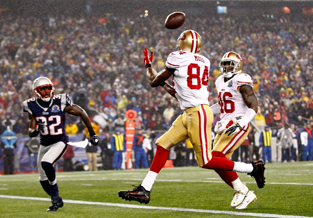 Down 31-3 with 10 minutes left in the third quarter, the Sunday night matchup between the 49ers and Patriots was a blowout until New England staged an amazing 28-point comeback to tie the game in the fourth quarter. But it was all for naught, as San Francisco once again pulled ahead and won, 41-34.