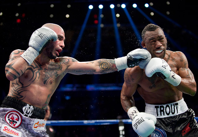 In what was a stunning bout, Austin Trout shocked Miguel Cotto's New York fans in Madison Square Garden with a unanimous 12-round victory.