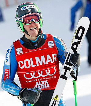 Ted Ligety's rivals have questioned the shape of his skis, but the International Ski Federation sees no problems.