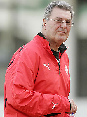 Henri Michel had been Kenya's manager since August.