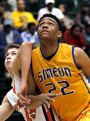 Simeon High School star Jabari Parker is set to make his much anticipated college decision on Thursday.