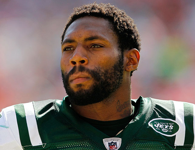 "Antonio Cromartie launches into a Twitter tirade after the Jets are reportedly interested in acquiring Tim Tebow: """"We sell out every home game let him go to Jacksonville Tampa or Miami. Our wildcat offense can b ran by J. Kerley or Joe McKnight we straight."" ... ""Y bring Tebow in when we need to bring in more Weapons for @Mark_Sanchez let's build the team around him. We already signed to 3 year [extension],"" The Jets acquire Tebow from Denver the next day."
