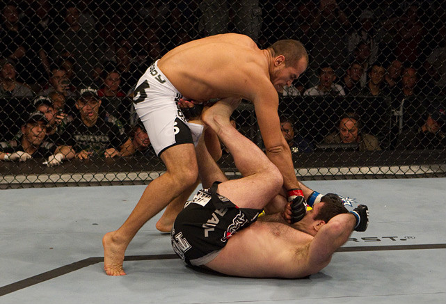 The Brazilian native picked up his second career Knockout of the Night bonus when he starched Gabriel Gonzaga in the first round on March 21, 2010.