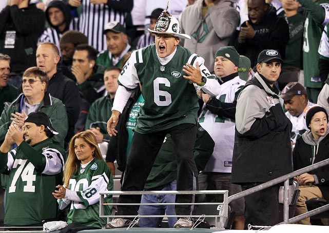 "Fireman Ed hangs up his helmet. Jets fan Ed Anzalone writes in a guest column for Metro New York newspaper that he will no longer lead the ""J-E-T-S!'' chants at home games or wear his firefighter's hat because ""confrontations'' between him and other fans ""have become more common.'' The former New York City firefighter, who left the Jets' 49-19 loss to New England at halftime Thanksgiving night, says that MetLife Stadium has become divided over support for quarterbacks Mark Sanchez and Tim Tebow. Anzalone, who used to wear Bruce Harper's No. 42 jersey, has been wearing Sanchez's No. 6 this season. Anzalone says his choice to support Sanchez has led to more frequent incidents, and doesn't want ""to lose my temper and make a stupid mistake.''"