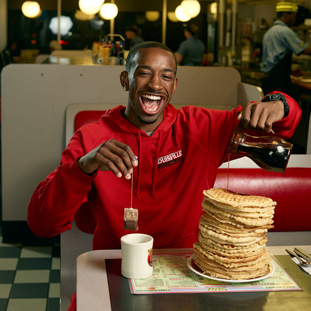 What is Russdiculous? Luke Winn profiles one of the nation's most eccentric players who follows his own set of rules, Louisville's lightning quick guard Russ Smith.