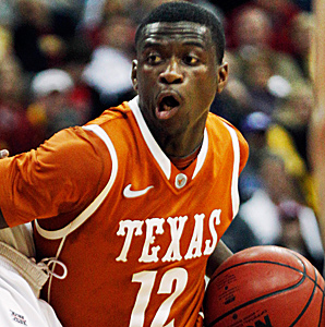 Myck Kabongo started 34 games last season but hasn't played so far in 2012-2013.