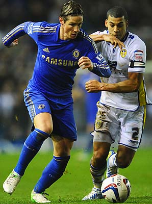 Fernando Torres and Chelsea were the first reigning Champions League winners to be knocked out in the group stage.