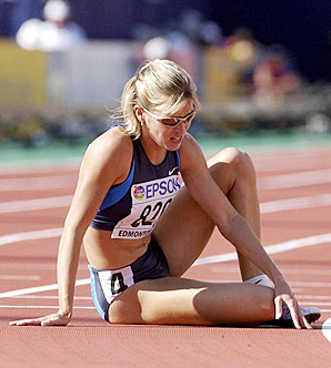 Suzy Favor Hamilton also tweeted that she never expected hurt anyone.