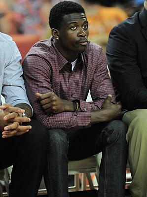 Myck Kabongo has already missed 11 games this season.
