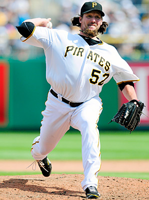 Hanrahan saved 76 games from 2011-12 and made the NL All-Star team in both seasons.