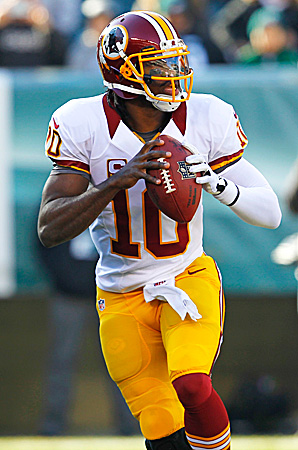 Rookies in the mold of Robert Griffin III have been able to provide stud-caliber contributions at quarterback in recent years.