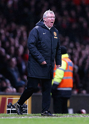 Manchester United has not been making life easy for manager Alex Ferguson.