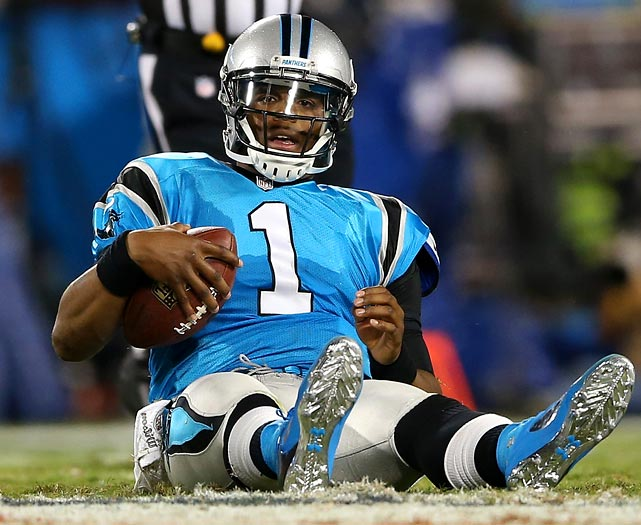 Cam Newton discovered the pain of being in a sophomore slump. Last season's Offensive Rookie of the Year, Newton struggled through his first 10 games, going 2-8 with more interceptions than touchdowns. Newton recovered late in the season but the Panthers still fell short of the playoffs.